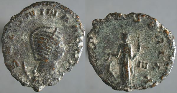 Antoniniano de Salonina Erf_ri1485